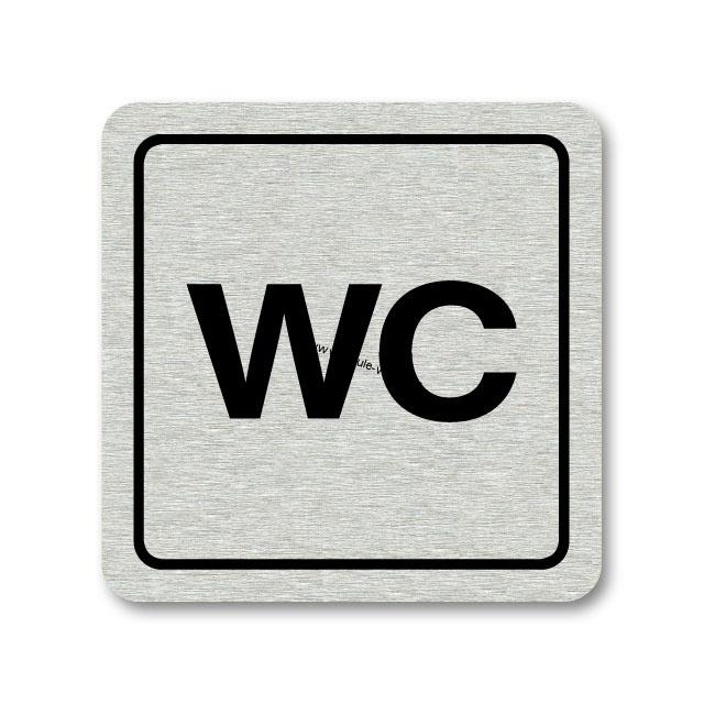 "Piktogram ""WC"""